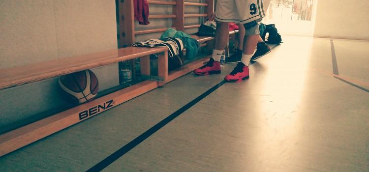 Spielbericht Heimspiel gegen den USV VIMODROM Baskets. IV