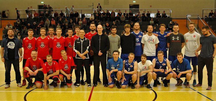 Pokalfinale: Z'Airs vs Science City Jena