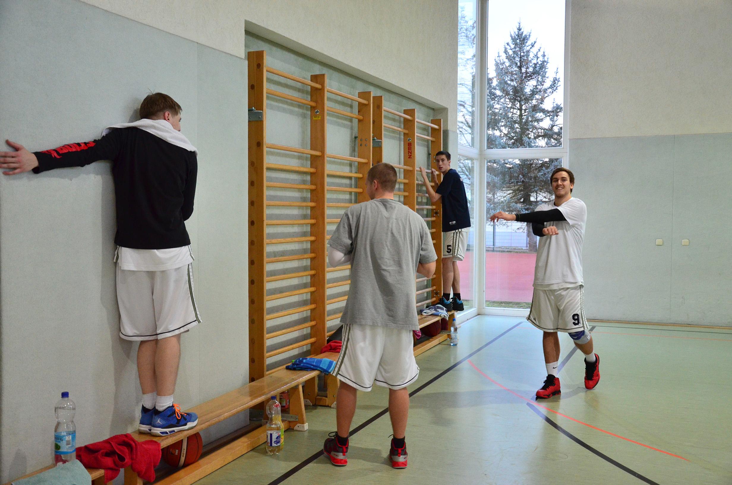 Spielbericht Heimspiel gegen den Science City Jena V