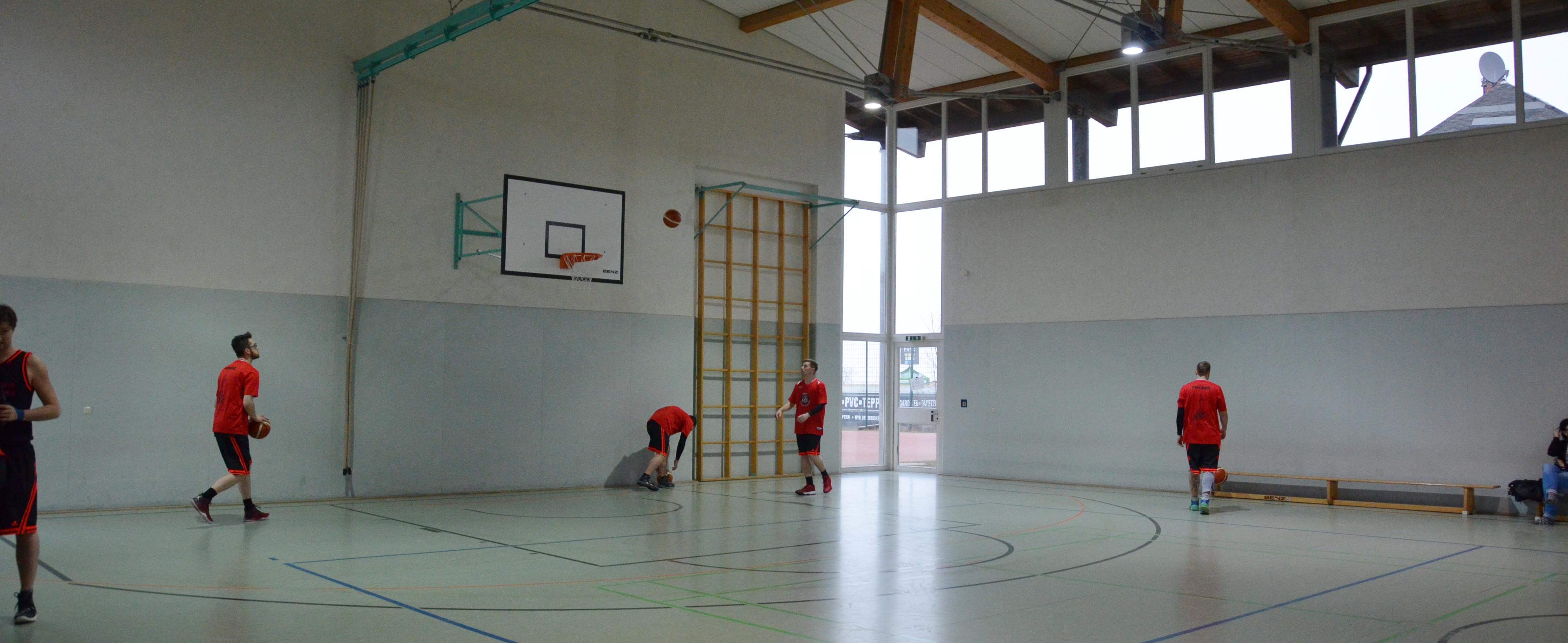 Spielbericht Saisonabschluss gegen den Weida Baskets e.V.