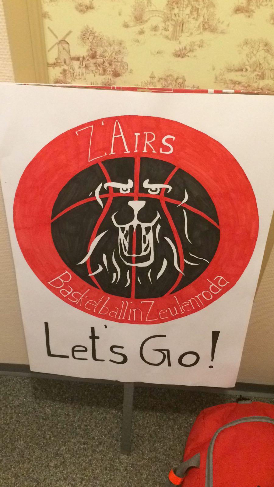 Z'Airs vs. Weida Baskets: Unser Spiel des Jahres