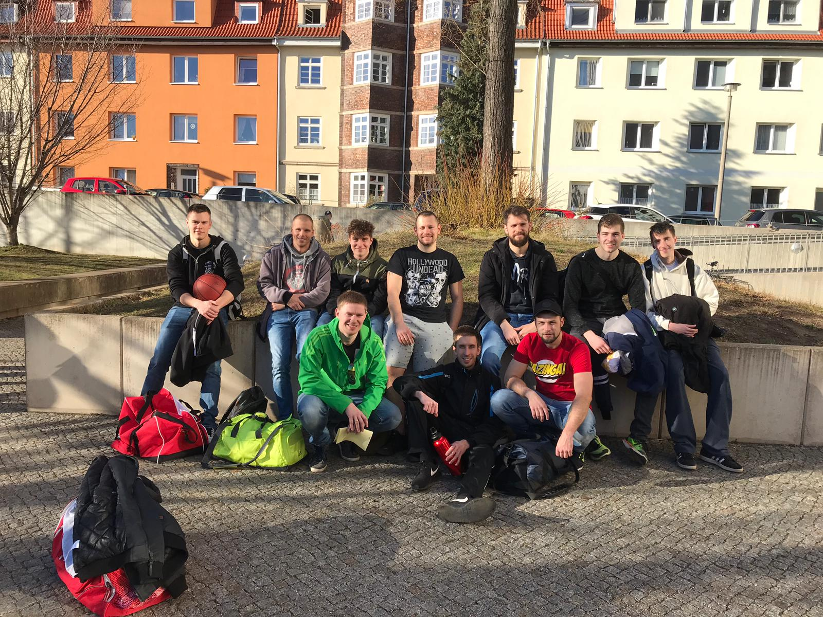 Z'Airs vs BC Erfurt